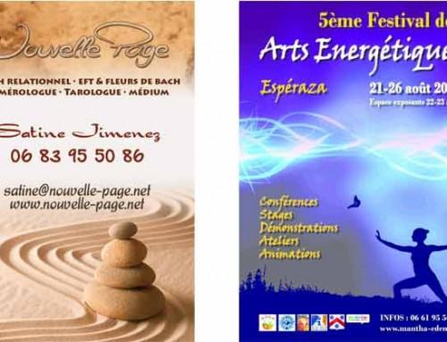 Festival des Arts Energétiques Août 2015