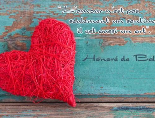 Amour et l'Art d'Aimer