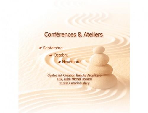 Conférences & Ateliers EFT