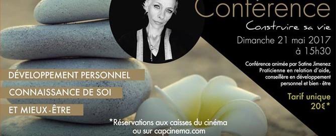 Conférence Cap Cinéma Mai 2017
