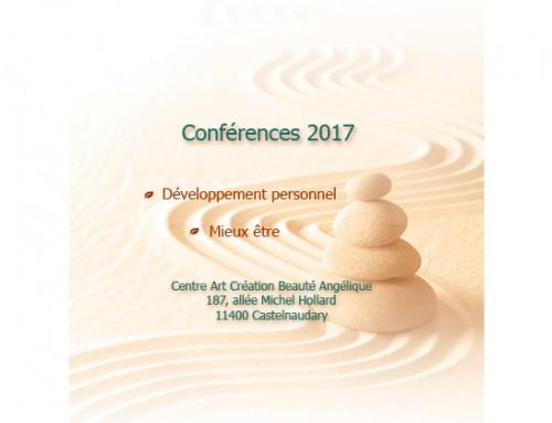Conférences du Samedi à Castelnaudary