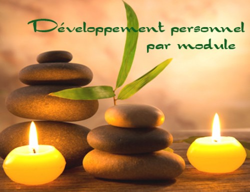 Développement personnel par module