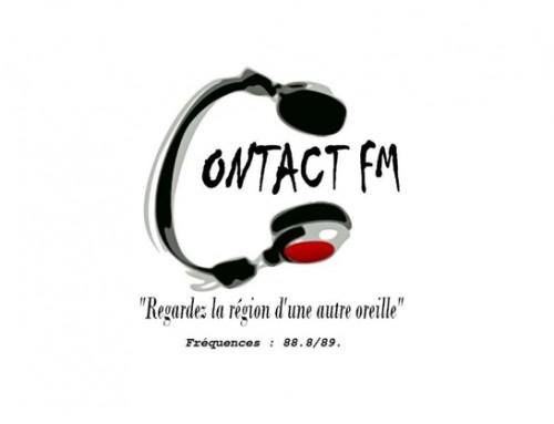 Émission radio avec Satine sur Contact FM